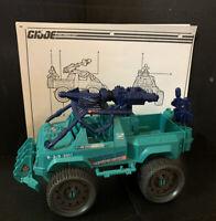 1993 Hasbro ARAH GI Joe MUDBUSTER Assault Vehicle