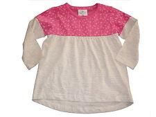 NEU Topolino tolles Langarm Shirt Gr. 92 rosa und grau-weiß gestreift !!
