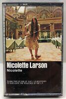 Nicolette Larson / Nicolette Cassette Tape M5 3243