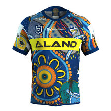 Parramatta Eels 2020 Indigenous Jersey Size Small & Kids 6 - 14 NRL ISC