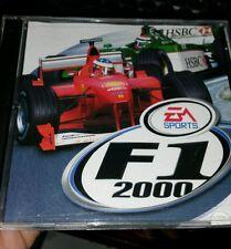 F1 2000 PC GAME- FREE POST