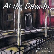 At the Drive-In - Acrobatic Tenement [New CD] Digipack Packaging