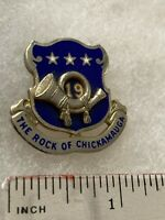 Authentic US Army 19th Infantry Regiment Unit DI DUI Crest Insignia 22M