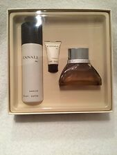 CANALI  by CANALI 3 piece Gift Set 3.4 oz/100 ml Eau de Toilette Spray RARE!