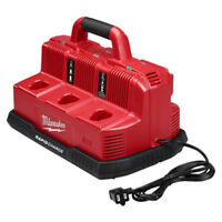 Milwaukee 48-59-1807 M18 and M12 Rapid Charge Station Li-Ion Charger New