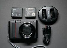 Panasonic LUMIX ZS200 20.1 MP Digital Camera - Silver