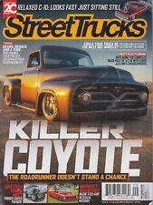 Street Trucks September 2018 Volume 20 No 9 Killer Coyote