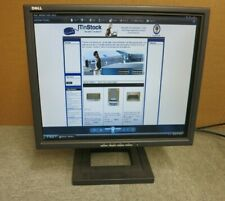 Dell E171FP 8R339 17-inch LCD TFT Black Flat Panel Monitor VGA With Stand