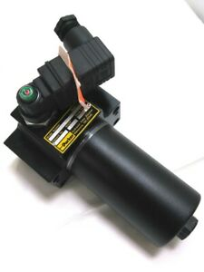 Parker 15P102QXBE2SKX295 Hydraulic Filter Housing, 2 Micron, 3000 psi Max