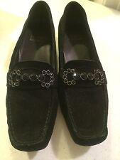 Stuart Weitzman Black Driving Shoe Size 6N