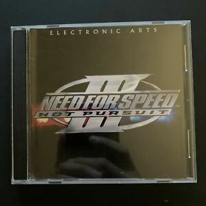 Need For Speed III 3: Hot Pursuit - PC CD-ROM Game