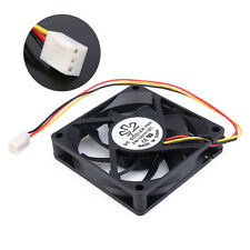 DC-12V-3Pin-Ball-Bearing-70x70x15mm-70mm-7015-Brushles CPU Cooling Fan