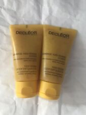 Decleor 1000 Grain Body Exfoliator 100ml (50ml x 2) NEW