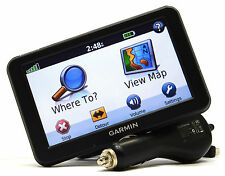 Briefly Used GARMIN NUVI Mo. 50LM GPS NAVIGATION UNIT w/ Charger Bundle! USA MAP