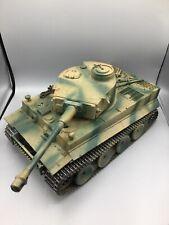 Heng Long German Tiger I 1/16 Scale RC Battle Tank 3818 VGU No Remote