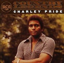 CHARLEY PRIDE RCA COUNTRY LEGENDS CD NEW