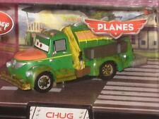 DISNEY STORE Chug the Fuel Truck in Collector's Case. NEW. (From Planes Movie)