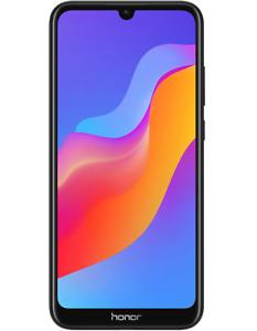 """New Huawei Honor 8A Black 6.0"""" 32GB Dual Sim 4G LTE Android 9.0 Sim Free Unlocke"""