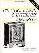 Computer Security Ser.: Practical Unix and Internet Security by Gene Spafford.