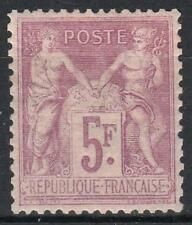 "FRANCE STAMP TIMBRE 95a "" SAGE 5F LILAS ROSE S.LILAS PALE"" NEUF x TB A VOIR M178"