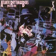 NEW Atlantic Rhythm & Blues 1947-1974: Vol. 5, 1962-66 (Audio CD)