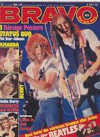 BRAVO #31 vintage teen - music magazine - GREASE - BEATLES