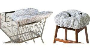 Shopping Cart Cover for Baby or use as Baby High Chair Cover - Ritzy Sitzy