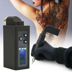 Mini Tattoo Pen Wireless Battery Bank Tattoo Power Supply Rotary Machine 2000mAh