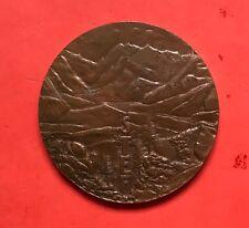 Médaille SOCIETE FRANÇAISE DE TRANSPORT ET ENTREPÔT FRIGORIFIQUES