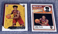 2018 Panini Collin Sexton Rookie Lot (x2) - NBA Hoops  Cleveland Cavaliers
