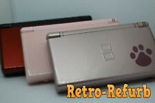 Nintendo DS Lite Console - Pink - Black - Red - White - Blue - Green - Nintendog