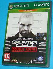 Splinter Cell - Double Agent - Microsoft XBOX 360 - PAL