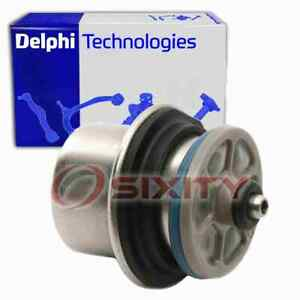 Delphi Fuel Injection Pressure Regulator for 1996-2005 GMC Jimmy Air ym