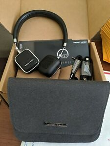 Harman Kardon SOHO On-Ear Wireless Bluetooth Headphones - Black