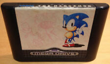 Sonic the Hedgehog Sega Mega Drive PAL Video Games