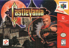 Castlevania N64 Great Condition Fast Shipping