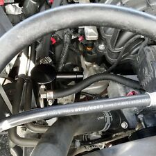 09-18 Dodge RAM Black Billet Catch Can All HEMI Engine Technology 1500 2500 3500