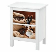 Votre Image Photo Möbelaufkleber Ikea Commode 2 Compartiments Étiquette Meuble'