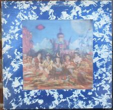 Nice VG++ Venticular Cover - The Roling Stones Their Satanic Majesties Request