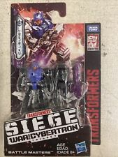 Transformers Siege WFC War For Cybertron Trilogy CALIBURST Battle Masters 2?