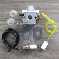 Carburetor Carb Kit For Echo WTA-35 Rep A021004331 Fuel Line Gasket Spark Plug