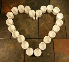 Ikea Interlocking Votive Tea Light Candle Holders (22) Ehlen Johansson Wedding