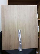 Hygena 600mm - (W)720mm (H)Oak Effect Kitchen Unit Replacement Door with Handle