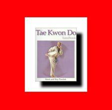 ☆MARTIAL ARTS BOOK:MANEUVERS-THE TAE KWON DO HANDBOOK:KICKING+PUNCHING+STRIKING%