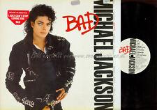 LP--  Michael Jackson – Bad // FOC // OIS // EPC 4502901