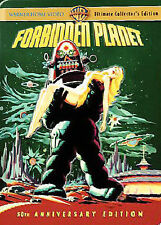 Forbidden Planet (DVD, 2006, 2-Disc Set, Ultimate Collectors Edition)