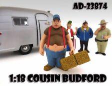 Trailer Park Figures Series 1 Cousin Budford American Diorama Figurine 23874