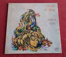 BADEN POWELL LP ORIG FR SAMBA TRISTE