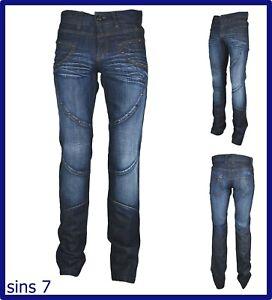 jeans pantaloni da donna vita bassa bootcut vintage a zampa con strass 46 48 50