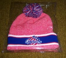 Rare NEW/Sealed ROCHESTER AMERICANS/Amerks AHL Knit WINTER HAT toque 2020 jersey